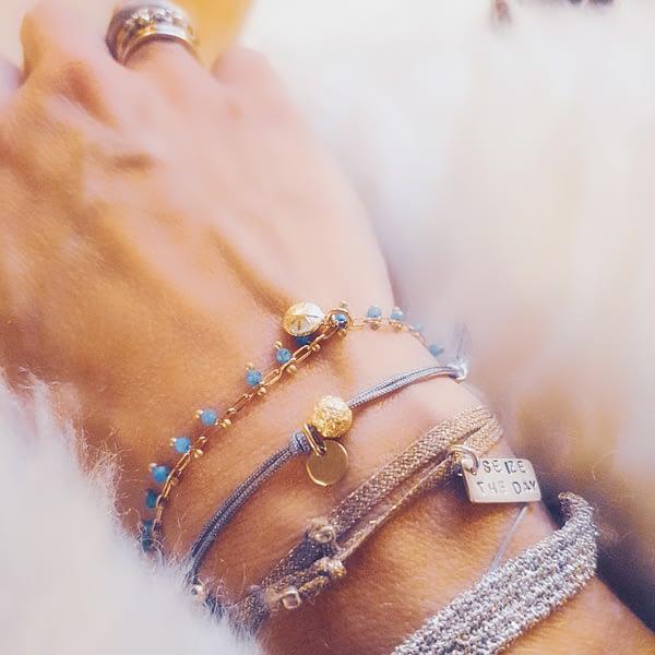 bracelet pampilles bleues3