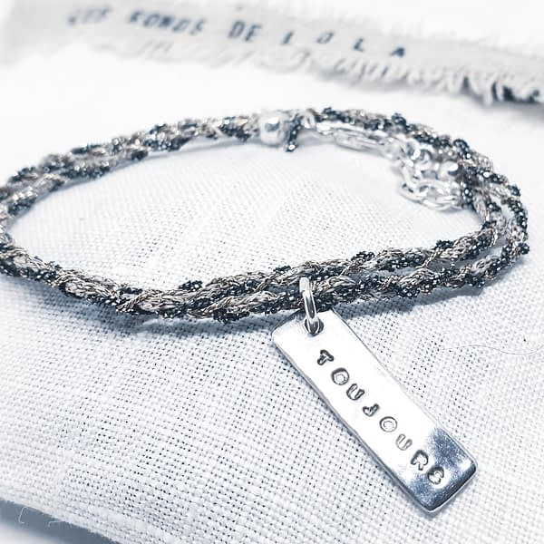 bracelet toujours