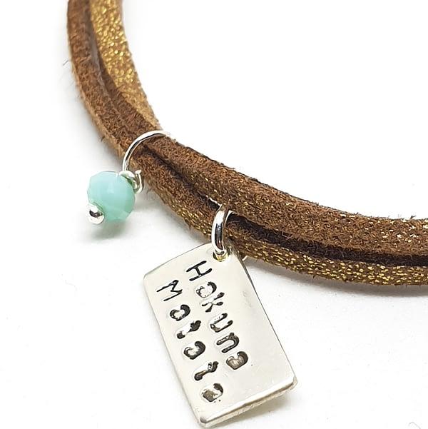 hakuna bracelet2