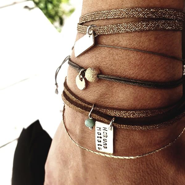 hakuna bracelet bijoux message