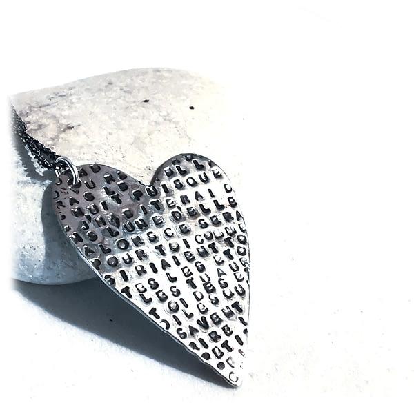coeur lesrondsdelola bijoux personnalise